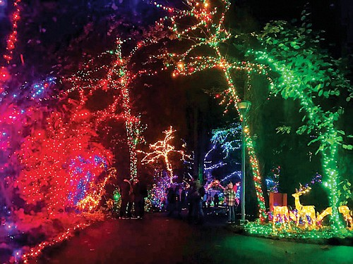 The Grotto's annual Christmas Festival of Lights and the world's largest choral festival runs nightly through Dec. 30 (except Christmas ...