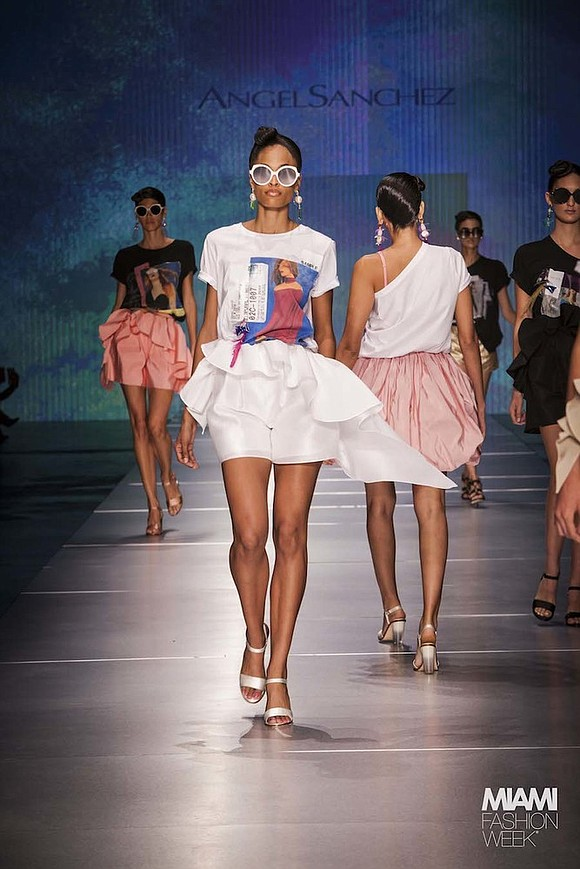 At Miami Fashion Week, there were several collections that were noteworthy.