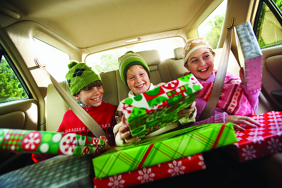 As another busy travel season approaches, road-weary parents and families can hold on to holiday cheer a little longer by ...