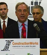 The Illinois Tollway recently announced the launch of ConstructionWorks, a new workforce training