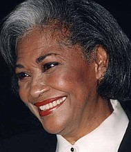 The Rainbow PUSH Coalition recently presented a special musical tribute to the life and legacy of the iconic, three-time Grammy-winning singer and freedom fighter, Nancy Wilson. In this photo, Wilson is pictured in 1997. Photo Credit: Kingkongphoto & www.celebrity-photos.com from Laurel Maryland, USA