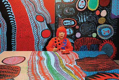 The Northwest Film Center presents a documentary about one of the top-selling female artists in the world, Yayoi Kusama of ...