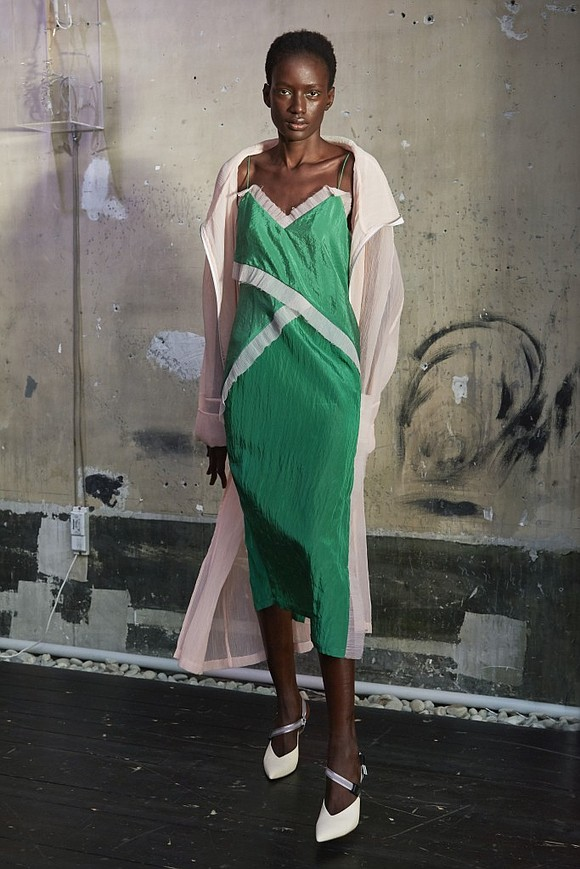 In Paris, New Now offers extra visibility to emerging young designers.