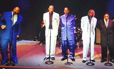 "Wilson's Blue Philly Magic and Special Blendz, both R&B and Soul Groups will perform at the Forest Park Senior Center, 4801 Liberty Heights Avenue for a ""Holiday Party Cabaret on Saturday, December 29, 2018 starting at 9 p.m."