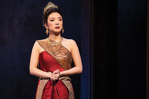 The national tour of the The King and I, based on the 2015 Tony Award winning Lincoln Center Theater Production, ...