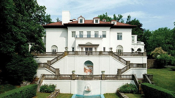 The New York estate built a century ago by Madam C.J. Walker, a daughter of slaves who made her fortune ...