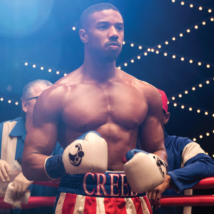 28ded863a1d5 Actor Michael B. Jordan in spotlight for athletic role in  Creed II ...