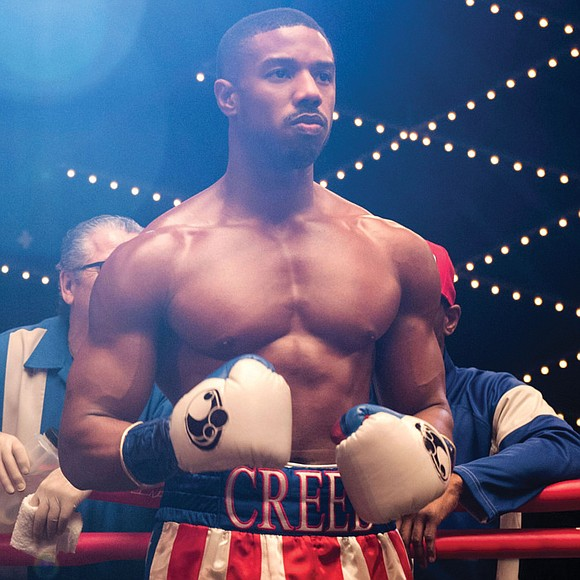 "Michael Bakari Jordan has scored a cinematic knockout for his role as a boxer in ""Creed II,"" a sequel to ..."