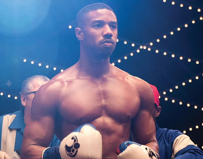 a379653eef6271 Actor Michael B. Jordan in spotlight for athletic role in  Creed II ...
