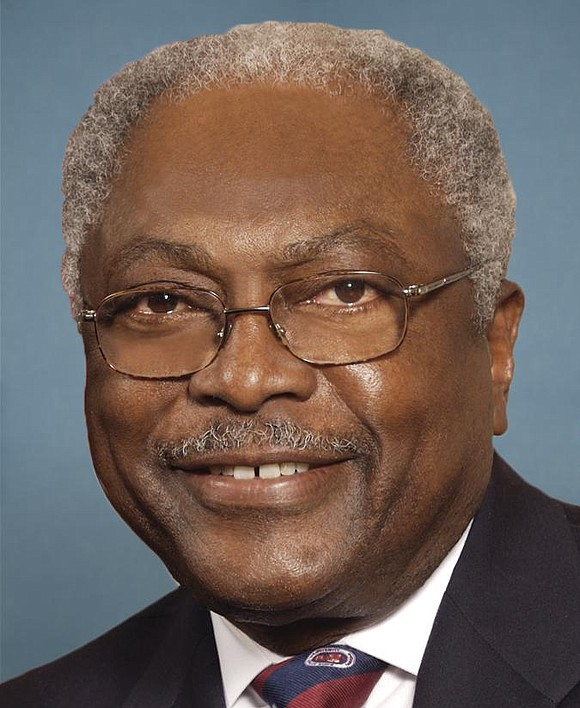 Today House Majority Whip-elect James E. Clyburn says the House will pass legislation to end the Trump Shutdown on the ...