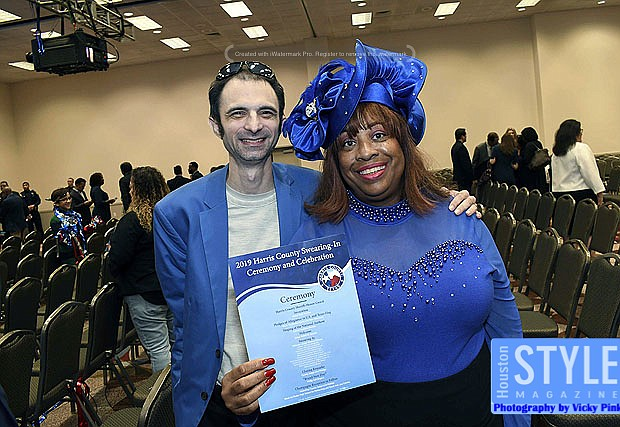 2019 Harris County Swearing-In Ceremony and Celebration