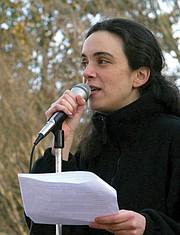 Adria Scharf