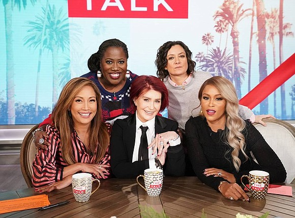 It's official: Carrie Ann Inaba will permanently fill Julie Chen's vacant seat on The Talk, CBS confirmed Wednesday.