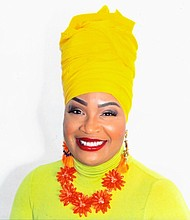 Candy Bee (pictured) is the founder of Bold Addictions, an online jewelry brand that specializes in bold statement jewelry.Photo Credit: Provided by Candy Bee