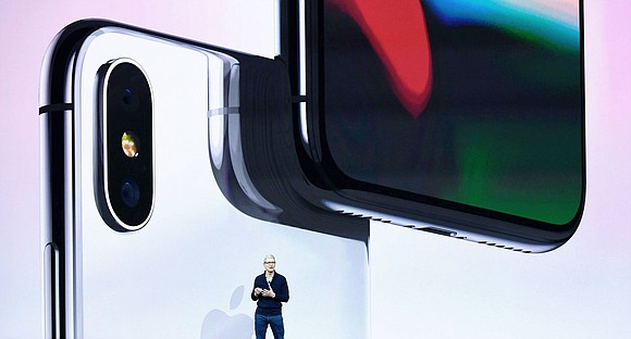 Apple has been fighting gravity for years, and it's starting to lose the battle.