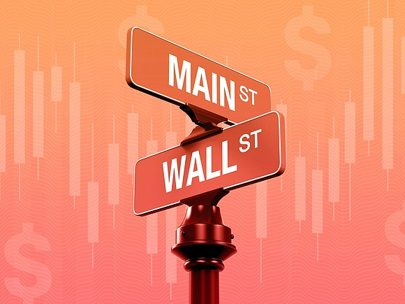 The New York Stock Exchange and Nasdaq are hearing some footsteps behind them today.