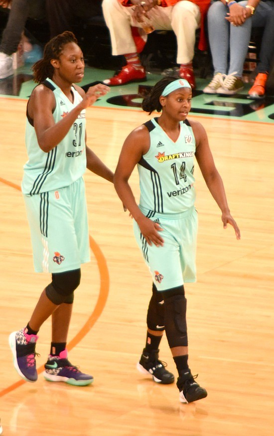 Last season was rough for the New York Liberty, one of the WNBA's original franchises.