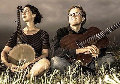 Folk duo, The Whispering Tree will perform live at the Reisterstown Road Branch Library located at 6310 Reisterstown Road in Baltimore on Thursday, January 17, 2019 at 6 p.m.