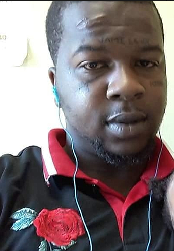 Jameek Lowery, the 27-year-old New Jersey man whose death spawned protests, after he had begged police for water at department ...