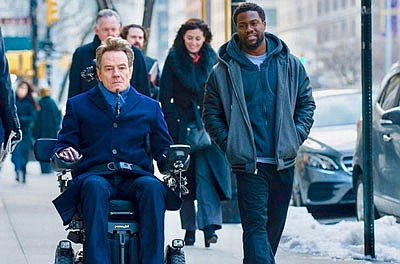 On-screen, The Upside, an American remake of the 2011 Cesar-winning French blockbuster called Les Untouchables, which launched the career Omar ...