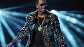 R. Kelly performs in June of 2013 at the BET Awards in Los Angeles.
