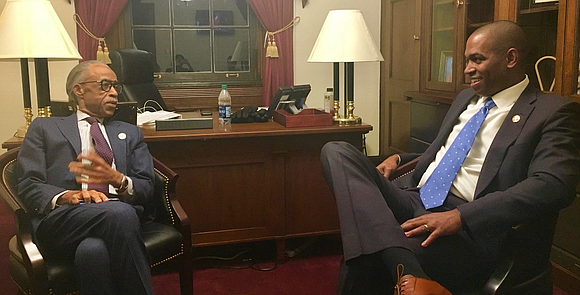 As the first full week of the 116th Congress wraps up, civil rights leader Rev. Al Sharpton and NAN DC ...