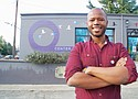 Cameron Whitten, the recently named permanent executive director of the Q Center, located at 4115 N Mississippi Ave., is taking his activism background to a new level, helping the non-profit's mission of providing safe spaces, community building, and empowerment for those in the LGBTQ+ communities.