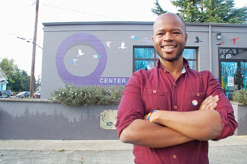 Cameron Whitten's advocacy work for marginalized communities in Portland has taken many forms over the years, from being an organizer ...