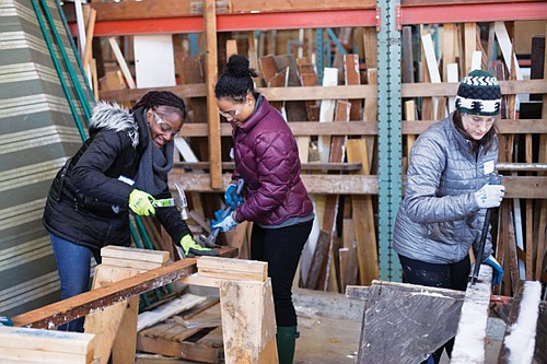 United Way of the Columbia-Willamette and partners will be mobilizing nearly 2,000 volunteer opportunities across 73 community projects
