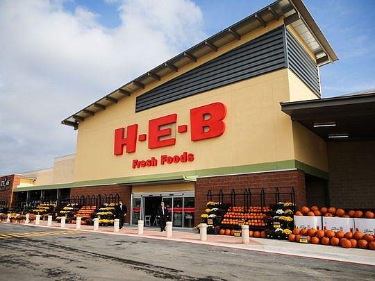 The Texas-based grocery store H-E-B received national love after it was ranked as the No. 4 favorite grocery store in ...