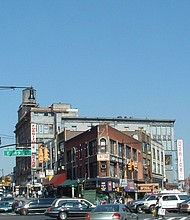 Third Avenue and East 149th Street in the Bronx