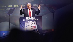 Special counsel Robert Mueller's team has expressed interest in the Trump campaign's relationship with the National Rifle Association during the 2016 campaign.