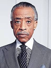 """Calling it a """"sneak visit,"""" Rev. Al Sharpton mocked President Donald Trump's visit to the Martin Luther King.."""