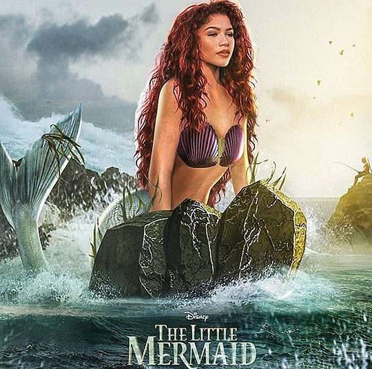 "Tickets are on sale for the upcoming performances of Disney's ""The Little Mermaid"".."