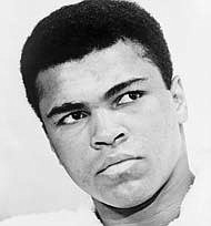 The Louisville Regional Airport Authority Board recently decided to rename the city's airport for its native son, Muhammad Ali (pictured).