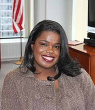 Cook County State's Attorney Kim Foxx recently announced her intent to expunge all misdemeanor marijuana convictions now that she supports proposed legislation to legalize marijuana use. Photo by Wendell Hutson