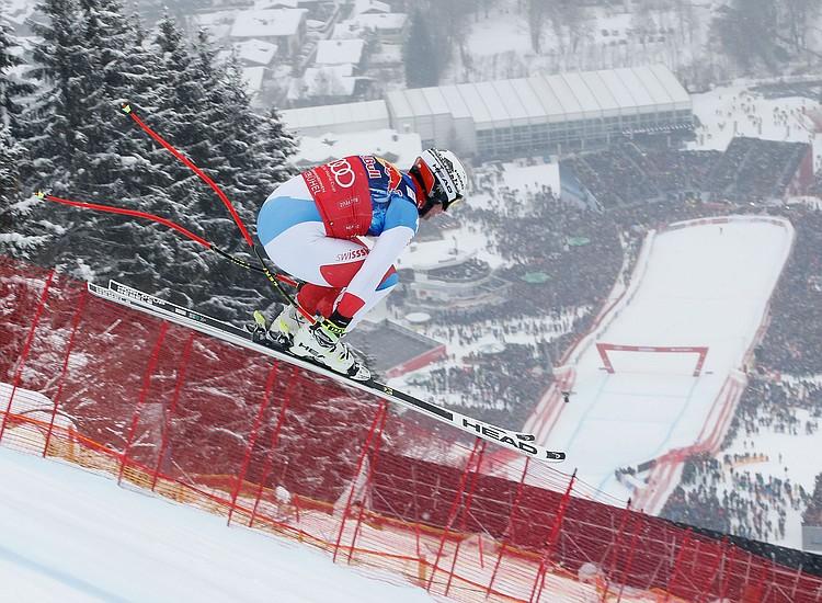 ผลการค้นหารูปภาพสำหรับ Kitzbuhel: Why Arnie can't miss skiing's bucket-list party