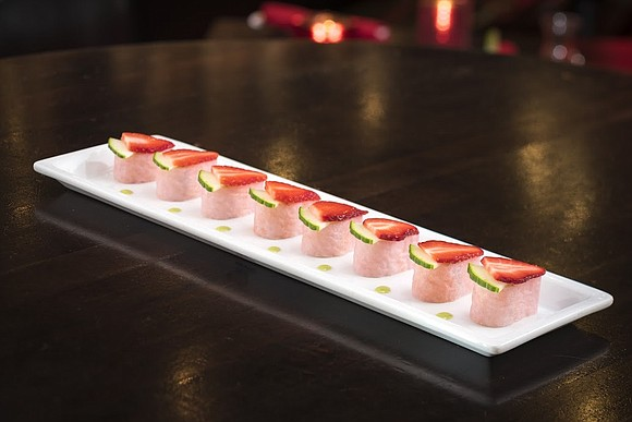 In honor of Valentine's Day, RA Sushi is inviting its guests to heat things up. On February 7, guests can ...