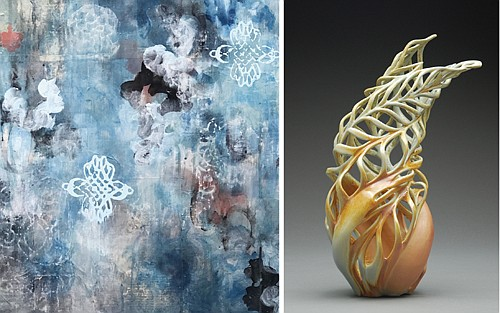 Guardino Gallery, 2939 N.E. Alberta St. opens its doors to a February show by inviting the community to a reception ...