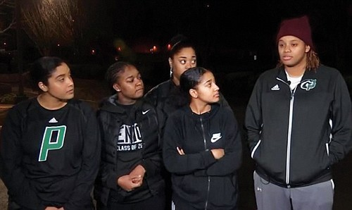 An apology wasn't enough for members of the Parkrose High School girls basketball team which faced racist taunts during a ...
