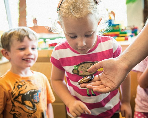 The Oregon Zoo's newest camp offering, Critter Club, is designed for kids ages 3-5.