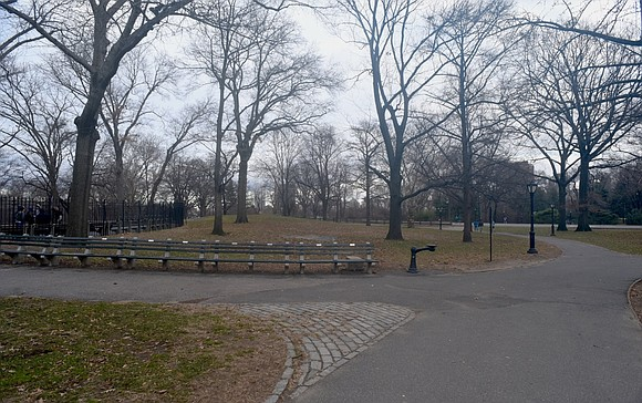 Before the city built Central Park, the area from West 82nd to West 89th streets and between 7th and 8th ...