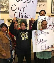 Chicago City Council recently voted to create a Public Mental Health Clinic Service Expansion Task Force. Photo Credit: Southside Together Organizing for Power