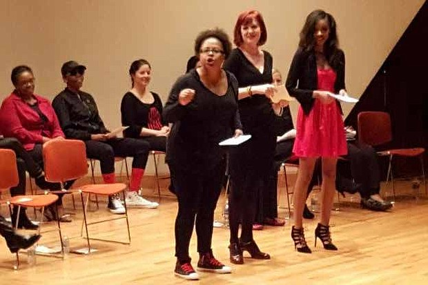 The Vagina Monologues will return to Prairie State College's Barnes and Noble Theatre, 202 S. Halsted, in Chicago Heights for a one-night-only performance on Saturday, Feb. 9 at 7 p.m.
