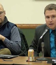 The Blue Island City Council recently voted in favor of hiring a private law firm to investigate allegations that the Mayor of Blue Island used improper funds when purchasing two city vehicles. Photo Credit: