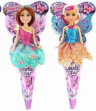 Toy and consumer products company ZURU (https://zuru. com/) acquired Sparkle Girlz; the brand