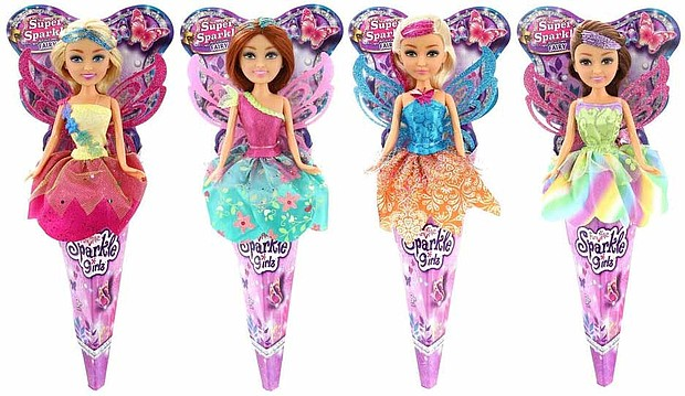 Toy and consumer products company ZURU (https://zuru. com/) acquired Sparkle Girlz; the brand features an extensive range of products that incorporate fun, fantasy and fashion into a variety of dolls.