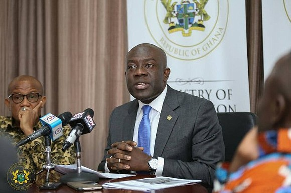 The U.S. Department of Homeland Security and State Department say they will no longer issue visas for certain Ghanaians.