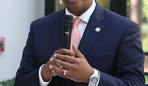Virginia Lt. Governor Justin Fairfax