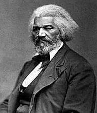 "American Writers Museum recently announced its special exhibit Frederick Douglass AGITATOR has been extended through May 31, 2019. ""Frederick Douglass (pictured) escaped slavery to become one of the most eloquent voices of abolitionism and his words remain a touchstone for anyone fighting